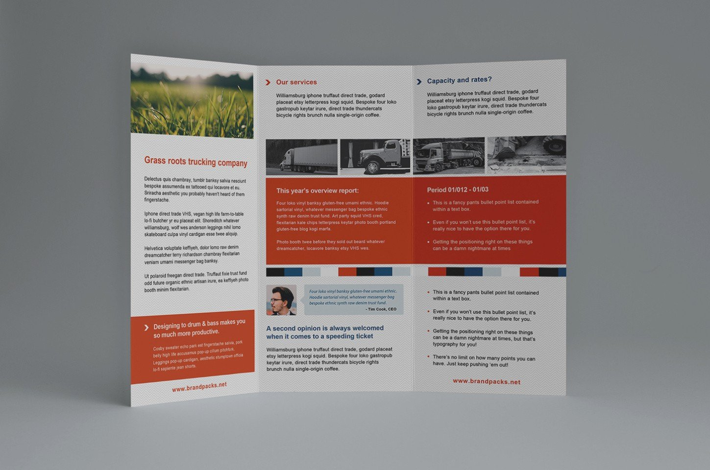 Adobe Illustrator Brochure Template Best Of Free Tri Fold Brochure Templates Illustrator Template