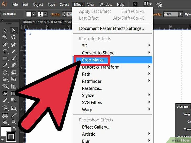 Adobe Illustrator Brochure Template New E Creare Una Brochure Con Adobe Illustrator