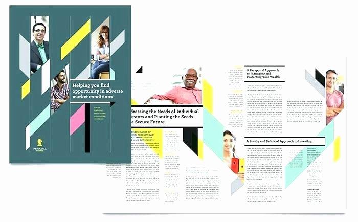Adobe Illustrator Brochure Template Unique Adobe Illustrator A5 Flyer Templates