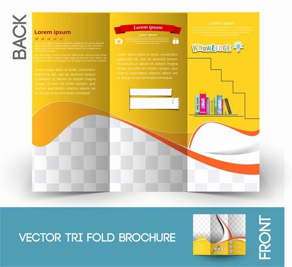 Adobe Illustrator Brochure Template Unique Free Brochure Templates Illustrator Csoforumfo