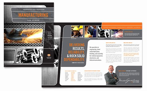 Adobe Illustrator Brochure Templates Beautiful Illustrator Templates Brochures Flyers