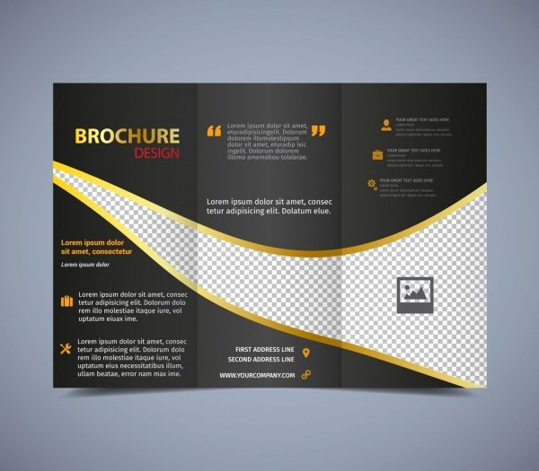 Adobe Illustrator Brochure Templates Best Of Adobe Illustrator Brochure Templates Free Njswest