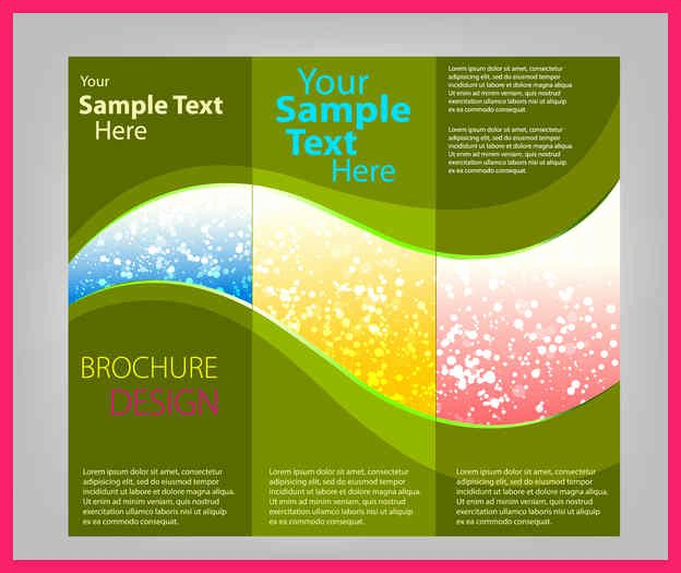 Adobe Illustrator Brochure Templates Best Of Adobe Illustrator Templates