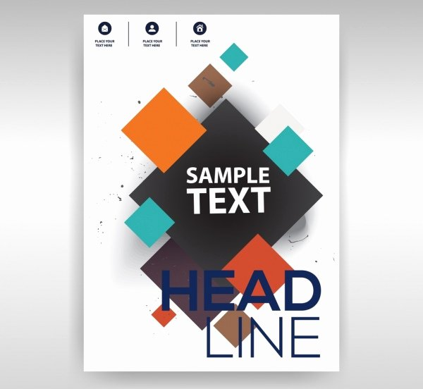 Adobe Illustrator Poster Template Best Of Adobe Illustrator Flyer Template Free Vector