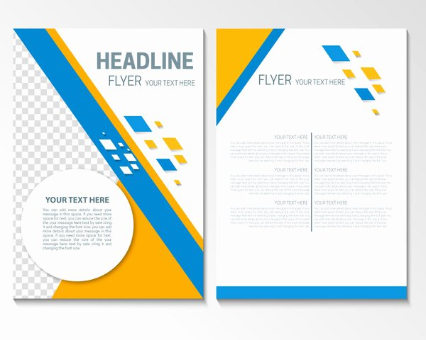 Adobe Illustrator Poster Template Luxury Adobe Illustrator Flyer Template Free Vector