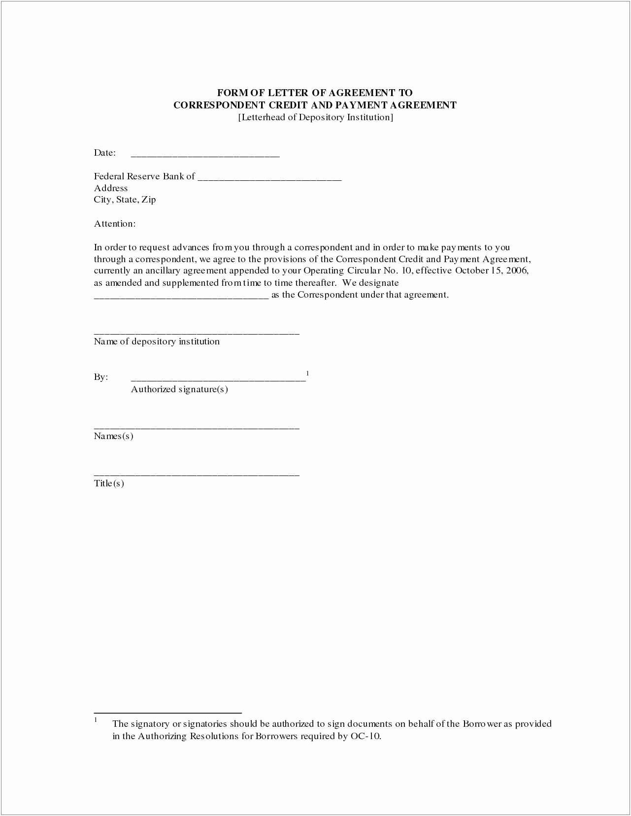 Advance Payment Agreement Letter Unique Request for Advance Payment Letter Examples Against Salary