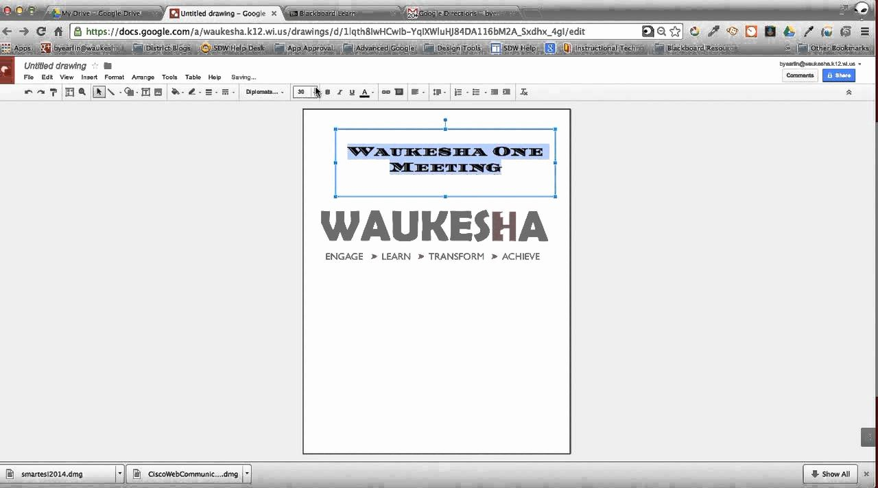 Advertisement Template Google Docs Beautiful Using Google Drawings for Flyers Posters and Handouts
