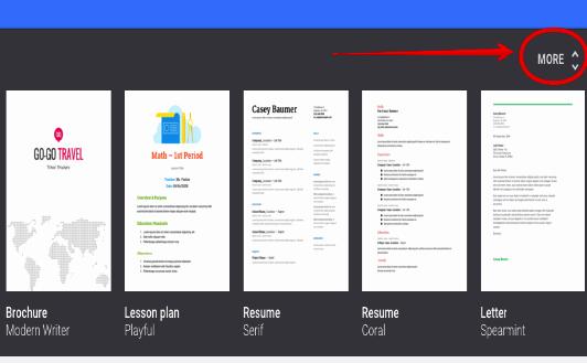 Advertisement Template Google Docs Lovely Google Docs Template Gallery
