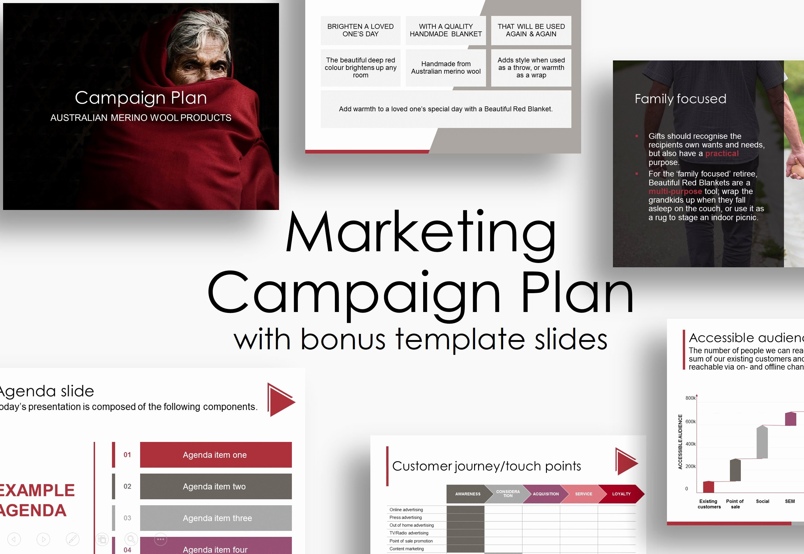 Advertising Campaign Template Inspirational Marketing Campaign Plan Presentation Templates