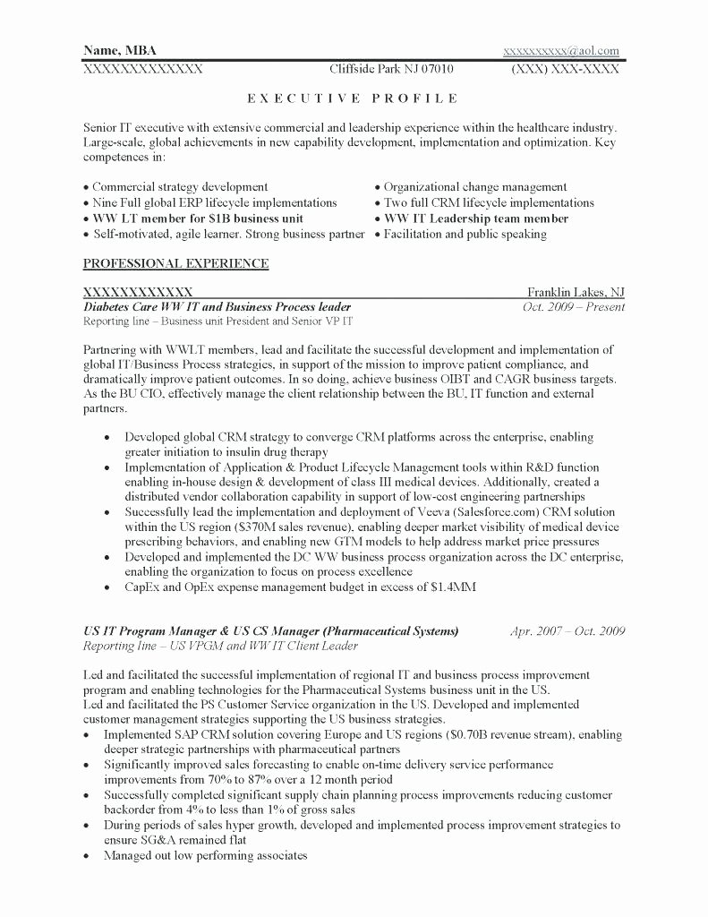 Agile Project Manager Resume Awesome Agile Project Manager Resume