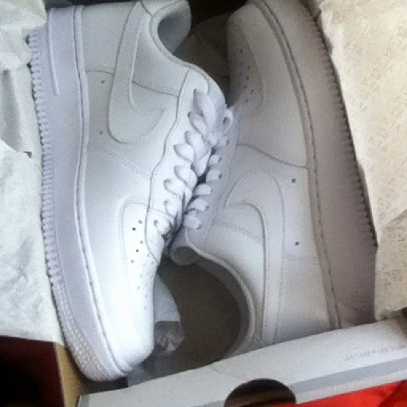 Air force Lost Receipt form Beautiful Off Nike Shoes Nike Air force 1s From Martina S