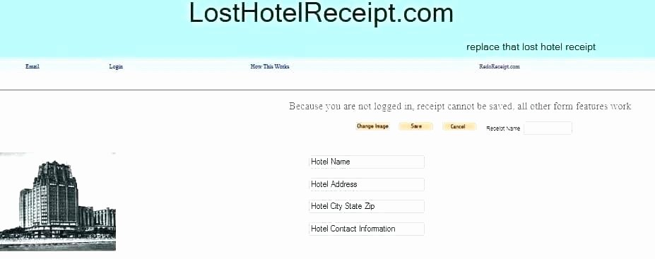 Air force Lost Receipt form Elegant 8 Websites to Make Fake Invoice & Receipt for social
