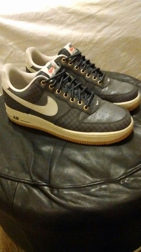 Air force Lost Receipt form Fresh Limited Edition Nike Air force Ones Clothing & Shoes In