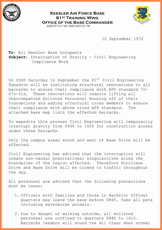 Air force Memorandum Template Elegant Air force Letter Head Bing Images