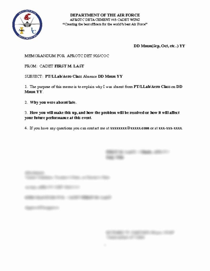 Air force Memorandum Template Elegant Air force Memorandum Template Invitation Template – Nurul Amal