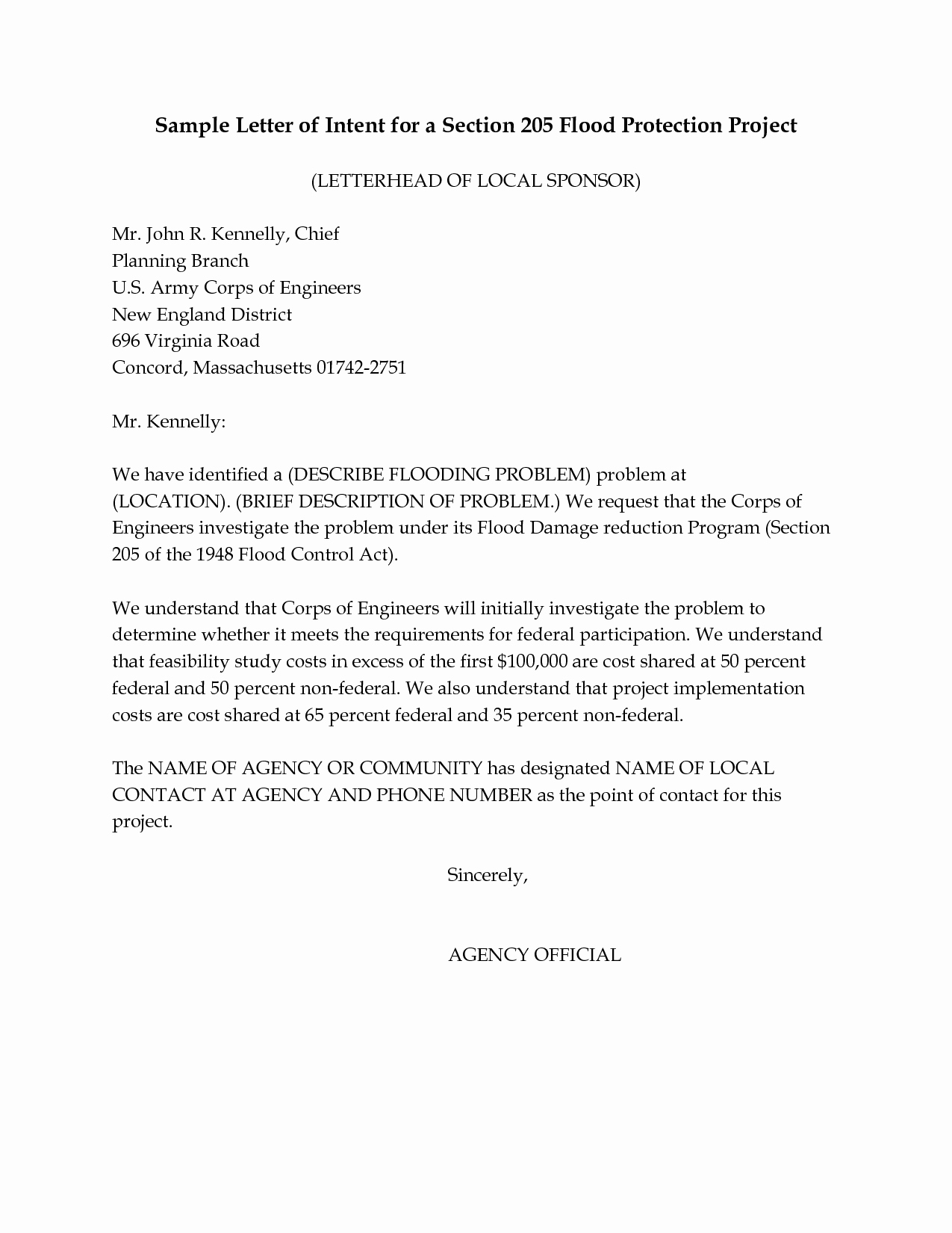 Air force Position Paper Template Awesome Best S Of Military Ficer Letter Intent