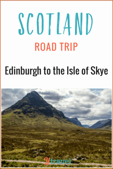 Album Title In Quotes Best Of 7 Amazing Stops On A Road Trip From Edinburgh to the isle