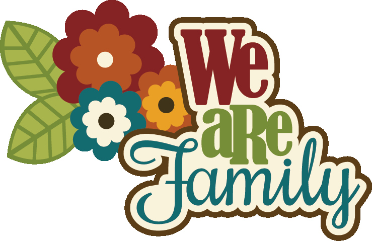 Album Title In Quotes Inspirational We are Family Svg Scrapbook Title Family Svg Cut Files