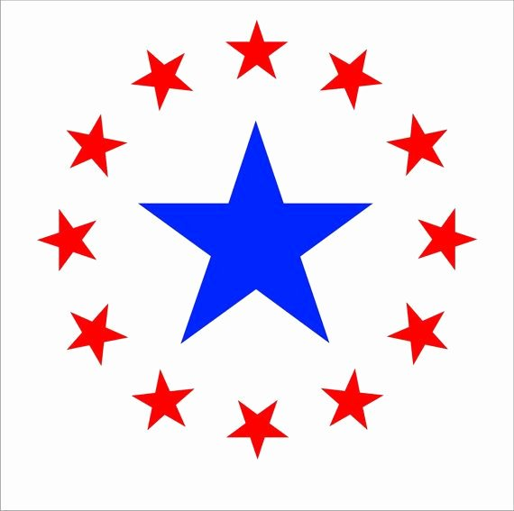 American Flag Star Stencil Printable Awesome 1000 Ideas About Star Stencil On Pinterest