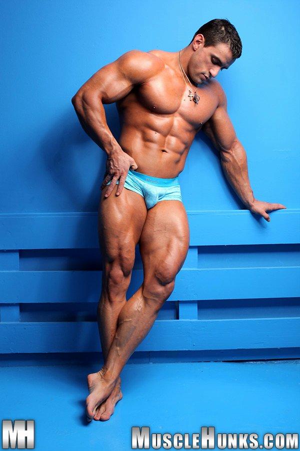 Americanization is tough On Macho Awesome Bodybuilder Beautiful Macho Nacho