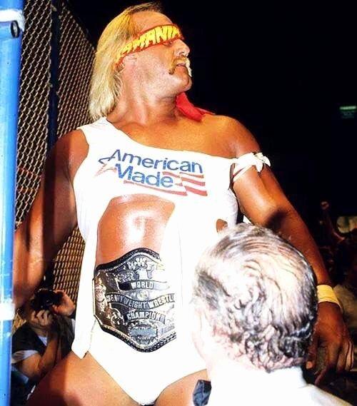 Americanization is tough On Macho Fresh 84 Best Images About Hulk Hogan On Pinterest