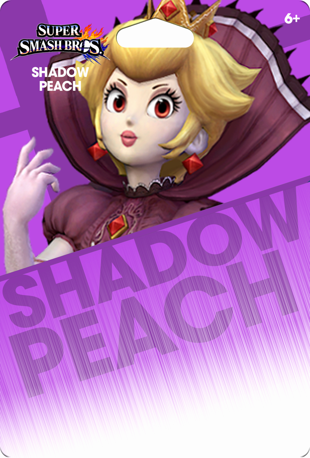 Amiibo Box Art Template Beautiful Shadow Peach Amiibo Box by sonicpal On Deviantart