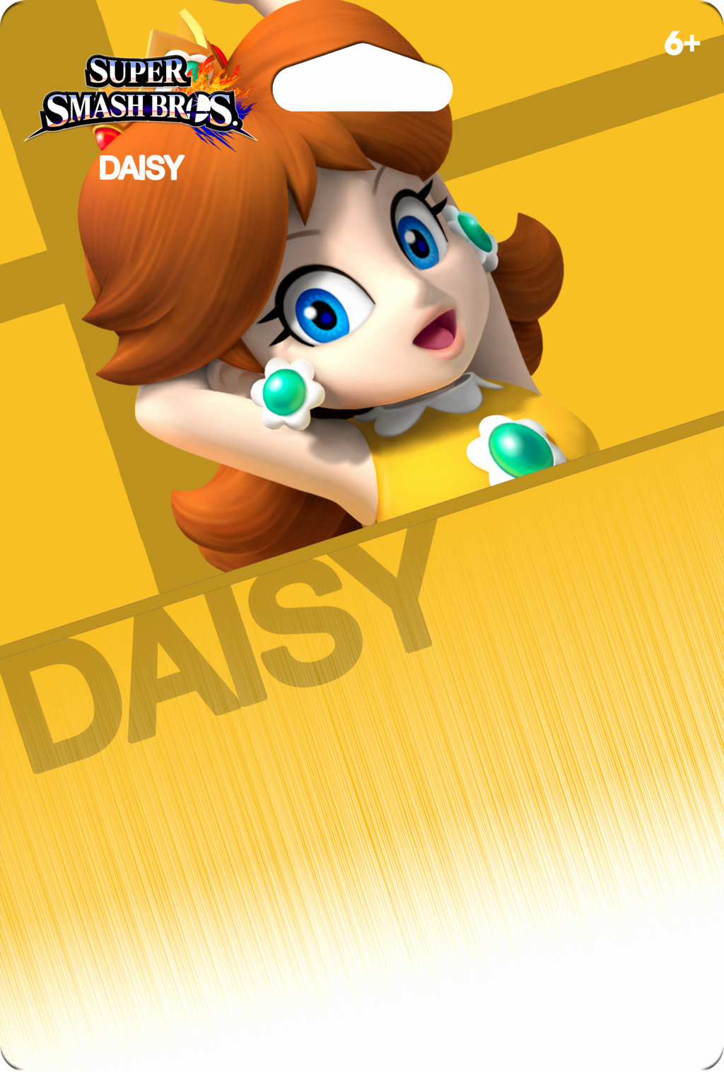 Amiibo Box Art Template Fresh Daisy Amiibo Box by sonicpal On Deviantart