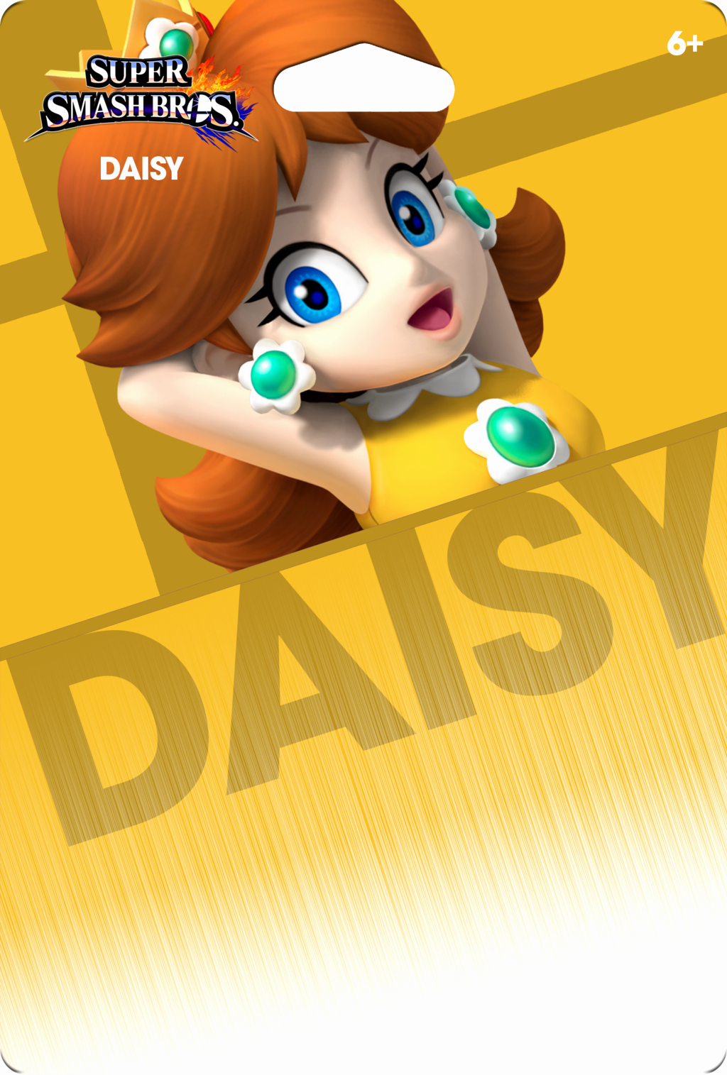 Amiibo Box Art Template Inspirational Daisy Amiibo Box by sonicpal On Deviantart