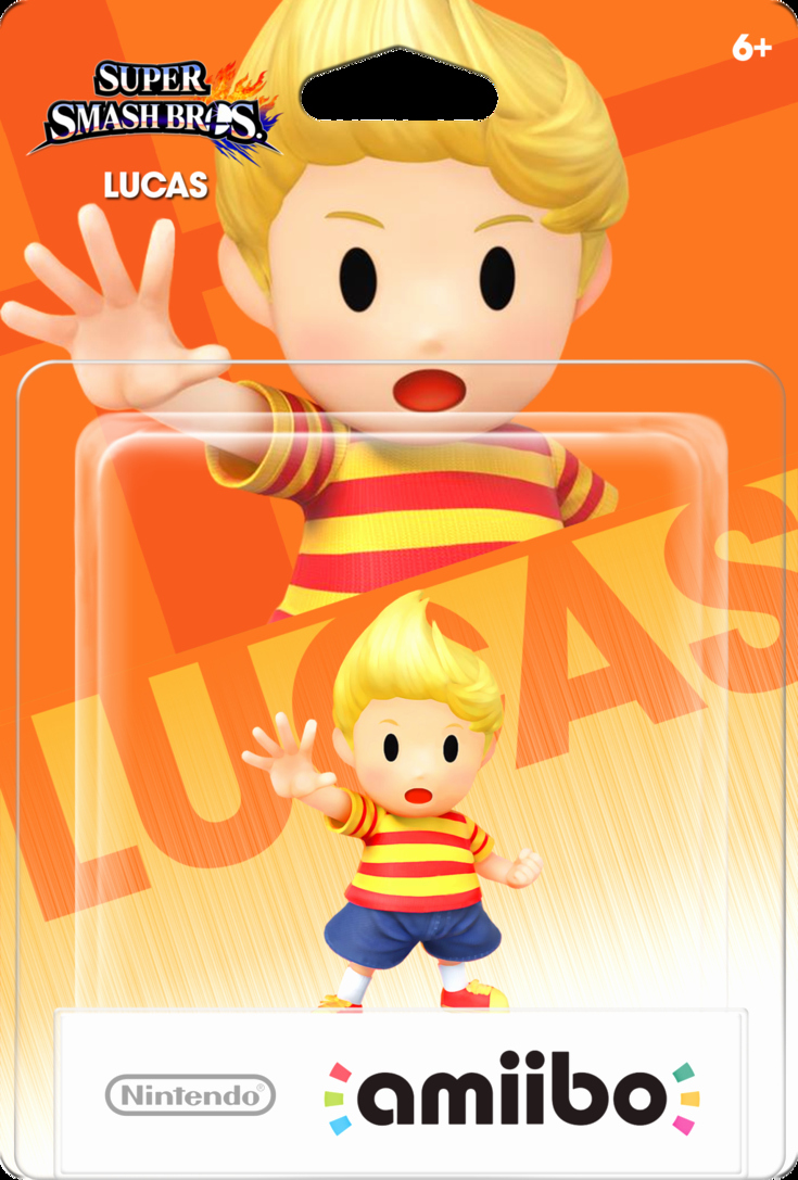 Amiibo Box Art Template Unique Lucas Amiibo Custom Box Art by Reallyfaster On Deviantart