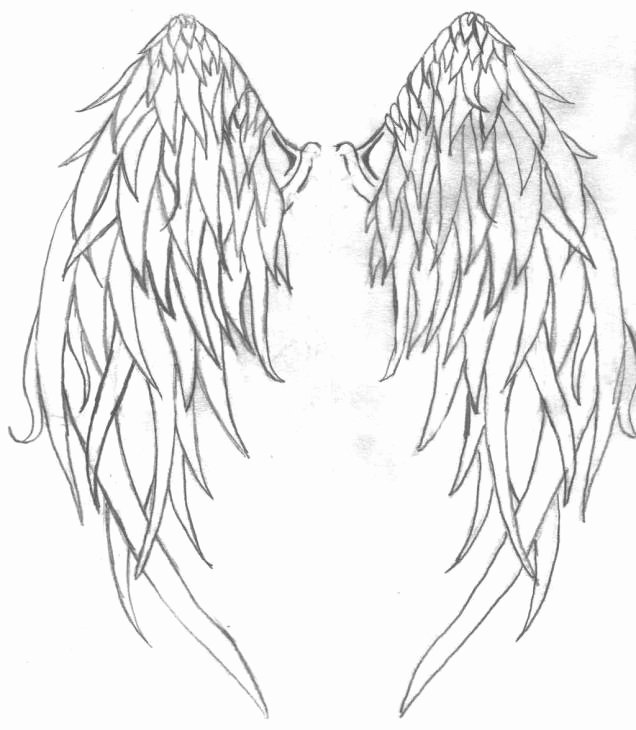 Angel Wing Stencil Printable Fresh 50 Awesome Wings Tattoo Designs – 3d Angel Devil Wings