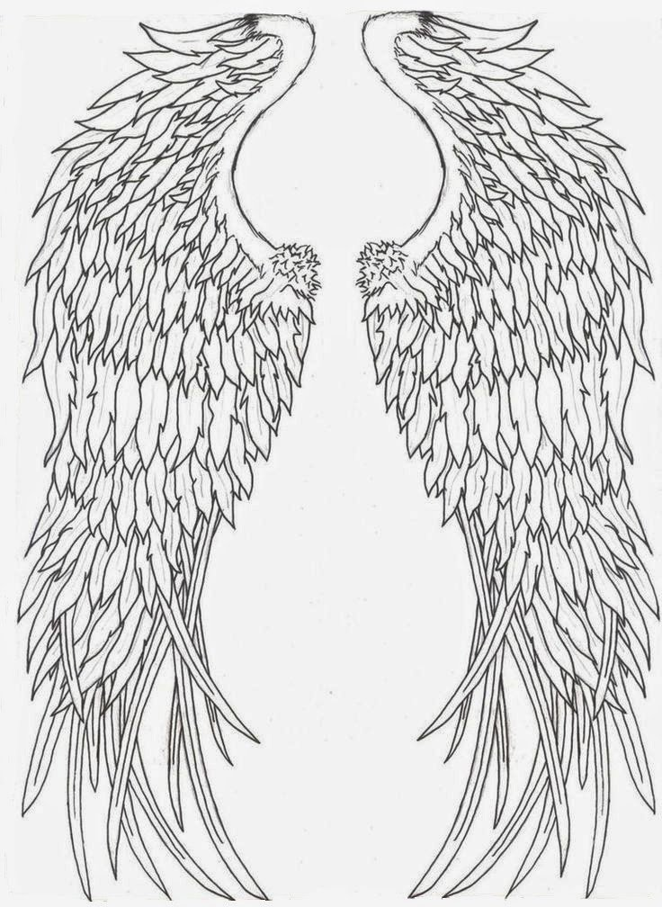 Angel Wing Stencil Printable Luxury Tattoos Book 2510 Free Printable Tattoo Stencils Wings