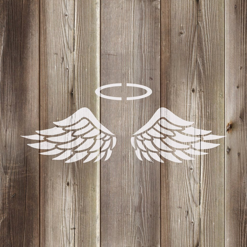 Angel Wing Stencil Printable New Stencil Of Angel Wings for Diy Craft and Design Work