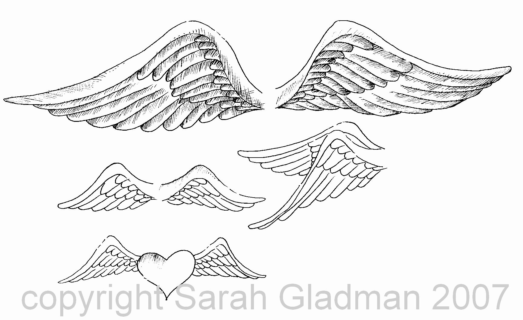 Angel Wing Templates Inspirational Angel Wings Clip Art Christmas Search Results