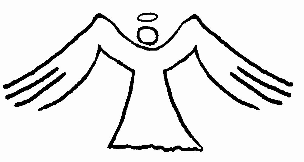 Angel Wing Templates Printable Inspirational Image Of Angel Wing Clipart 1 Free Clipart Angel Wings