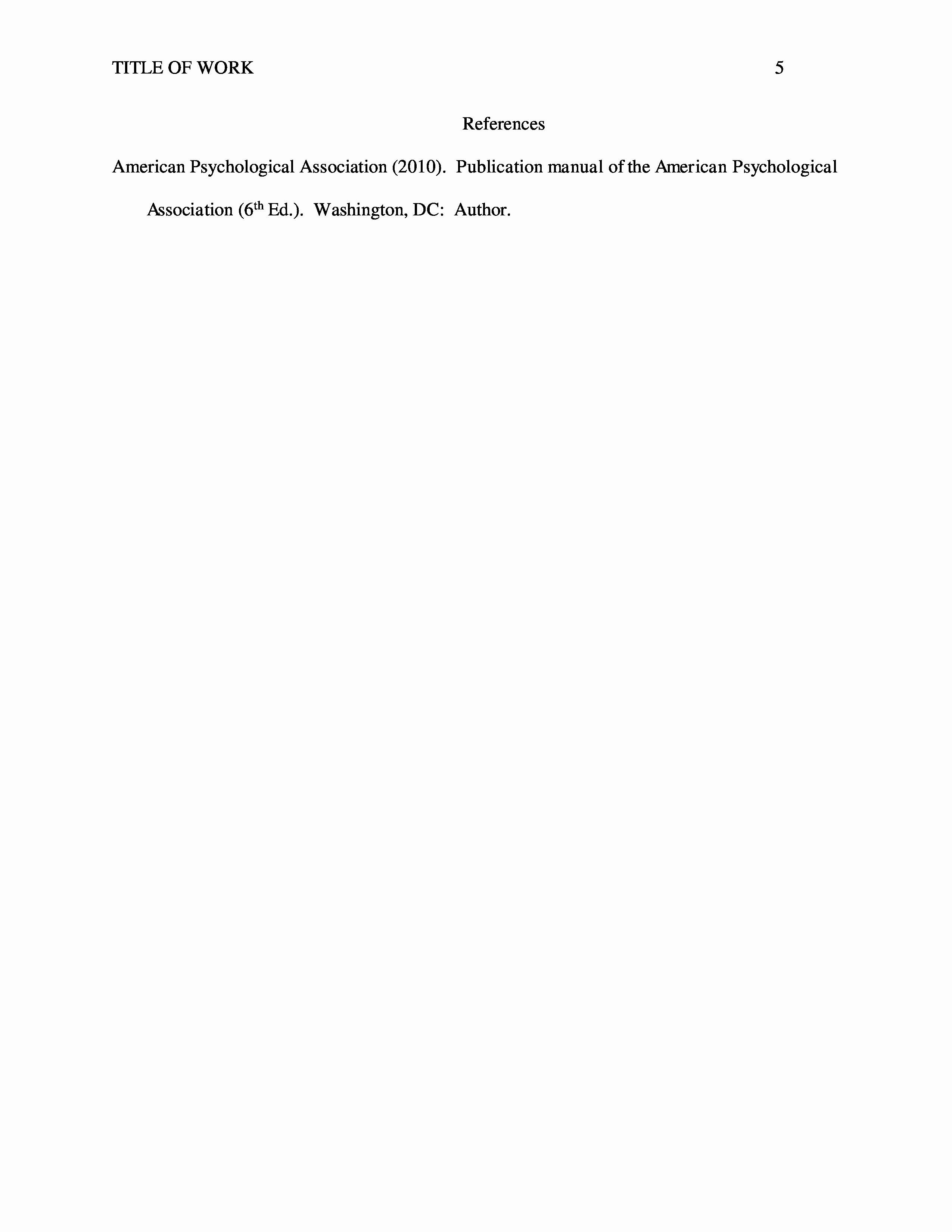 Apa Nursing Paper Examples Fresh Nursing Paper Example Apa Setup & Template Apa Support