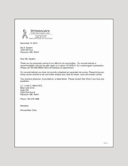 Appointment Reminder Template Word Fresh 14 Reminder Letter Examples Templates In Word Pages