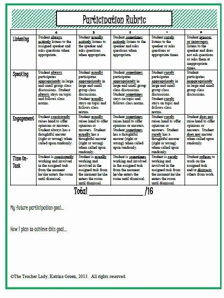 Classroom Behavior Essay - Words