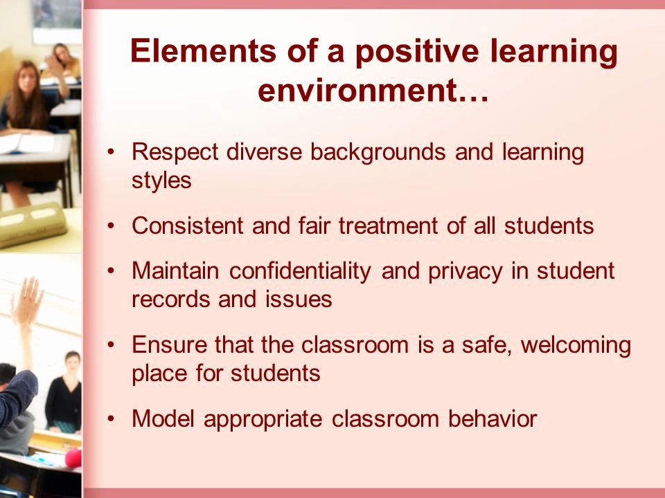 Appropriate Classroom Behavior Essay Lovely Classroom Management Creating A Learning Environment