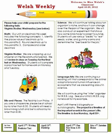 April Newsletter Template Inspirational Beg Borrow and Teach April 2012