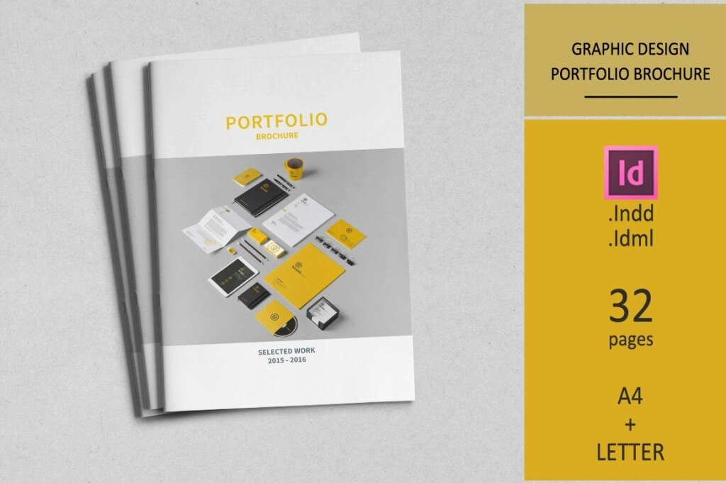 Architecture Portfolio Design Templates Beautiful 70 Modern Corporate Brochure Templates