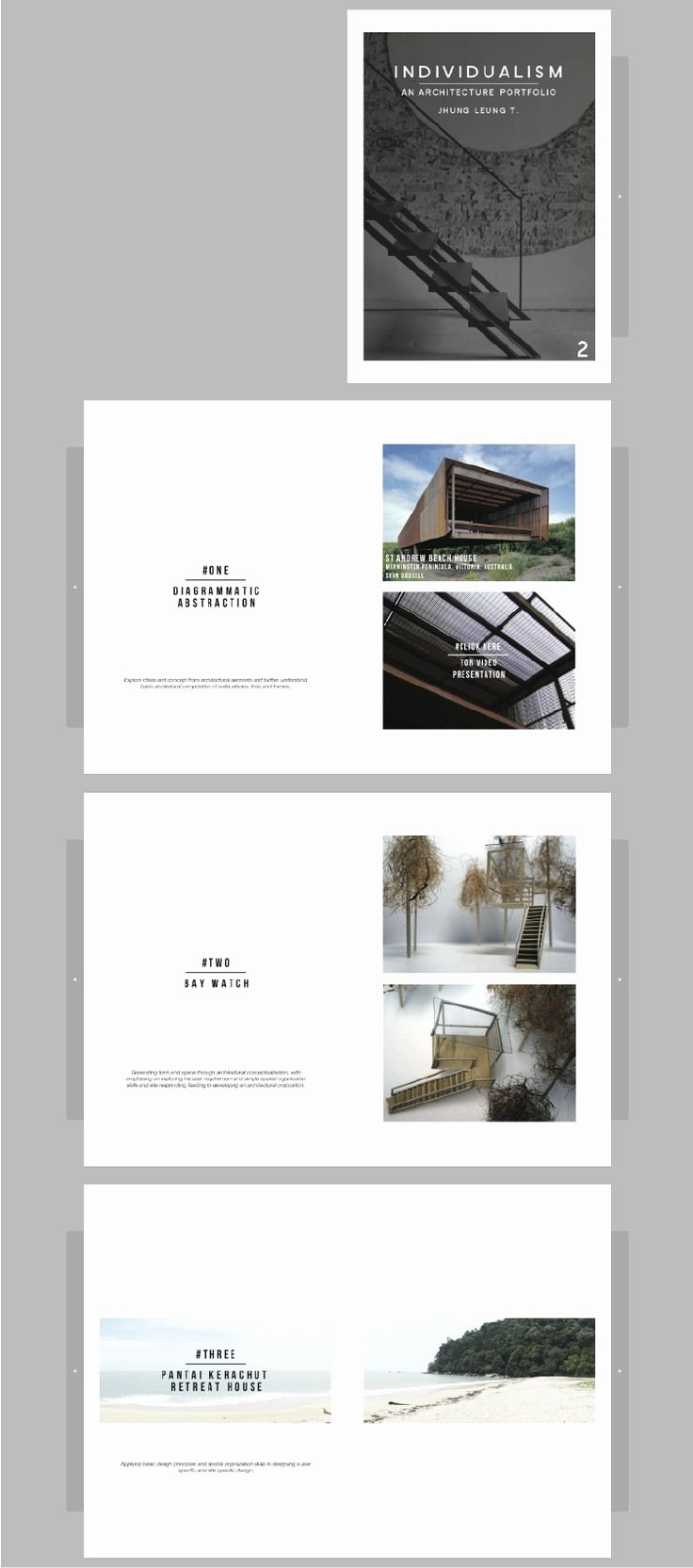 Architecture Portfolio Design Templates Best Of Best 25 Portfolio Architect Ideas On Pinterest