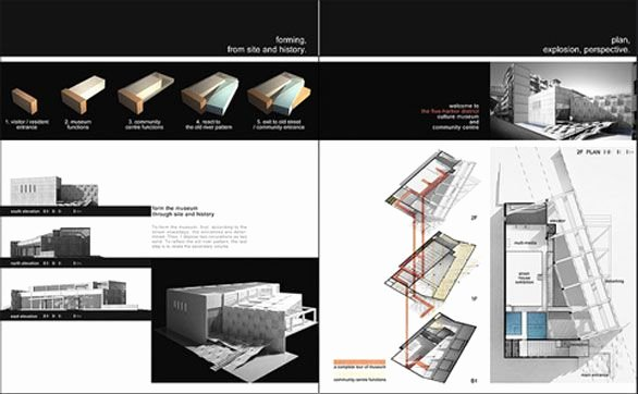 Architecture Portfolio Design Templates New Tips to Make A Real Impression with Your Architectural