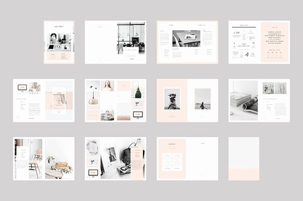 Architecture Portfolio Template Indesign Inspirational Newington Portfolio On Editorial Design Served