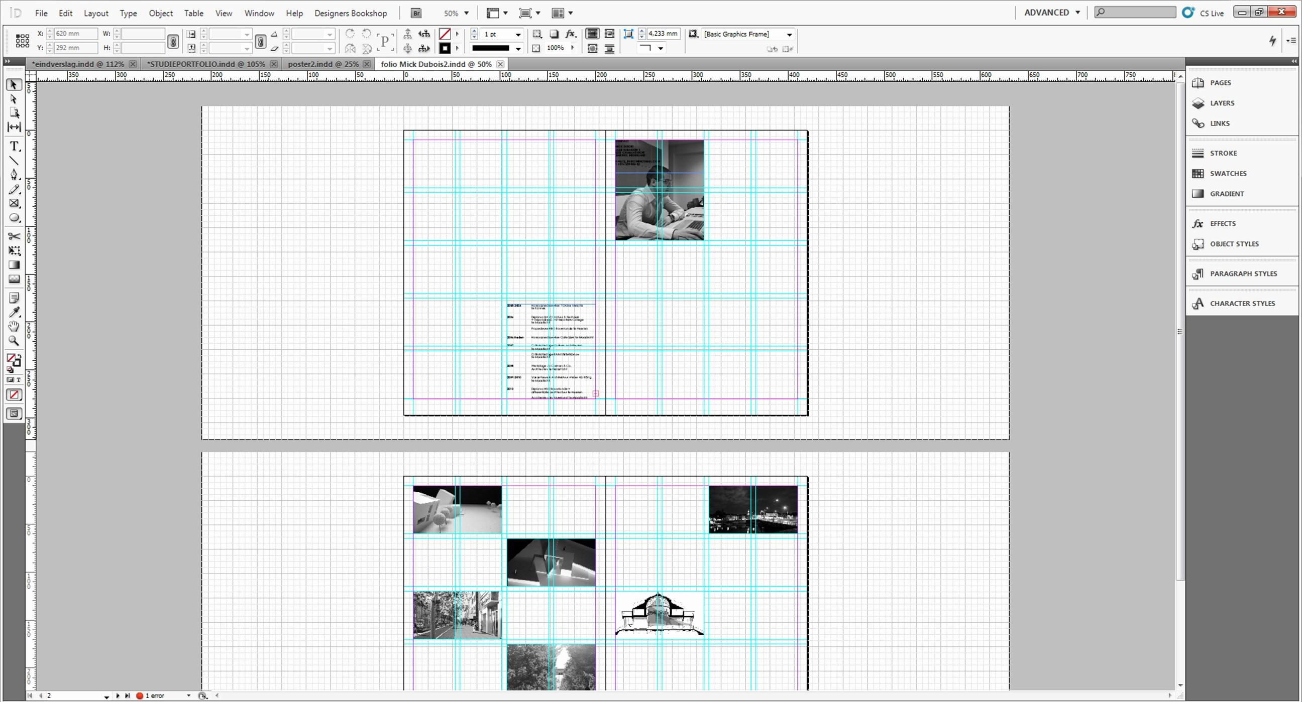 Architecture Portfolio Template Indesign Unique Layout Design Gallery Category Page 2 Designtos