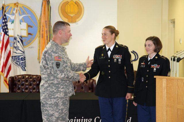 Army Board Biography Example New 100th Training Division Nco Inducted Into Prestigious