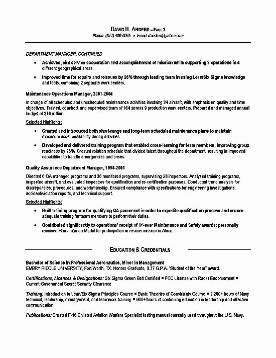 Army Training Outline Template Elegant Logistics Resume Example Operations Production Military