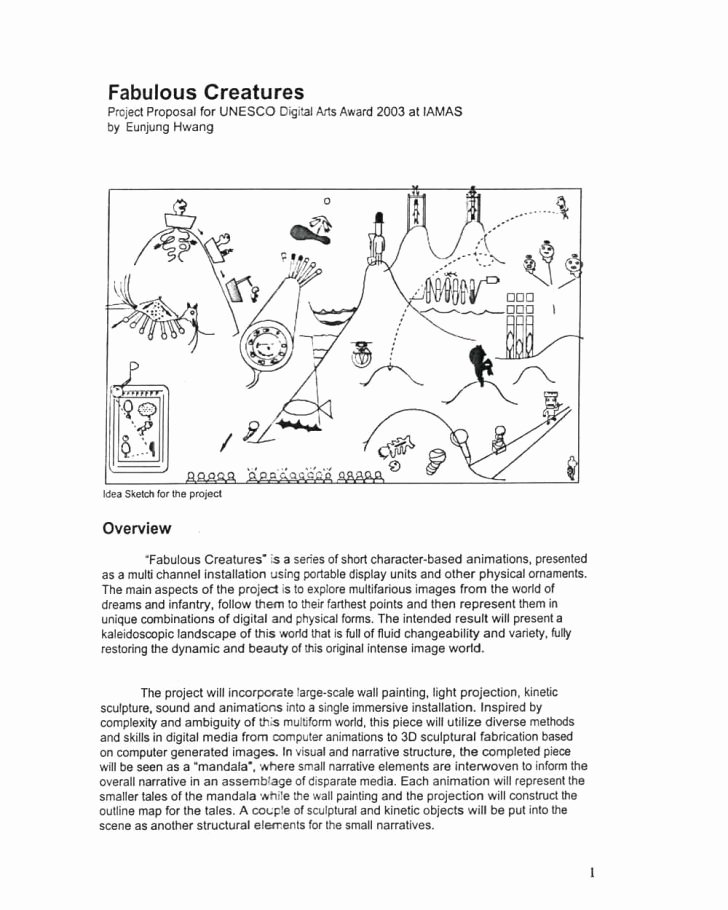 Artist Proposal Example New Artist Proposal Example Art Project Sample Pdf Curator