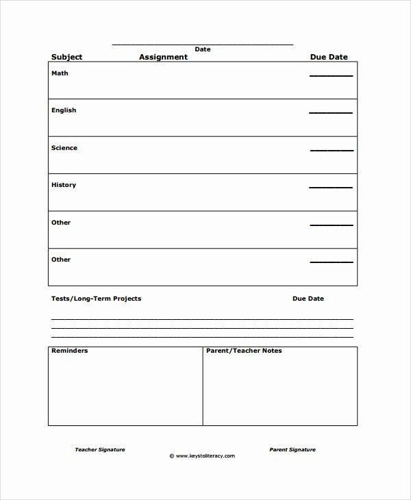 Assignment Sheet Template Lovely Index Of Cdn 4 2005 752