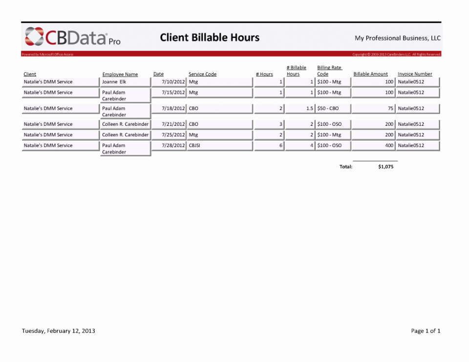 Attorney Billable Hours Template Lovely Free Billable Hours Invoice Template Tracking Timesheet