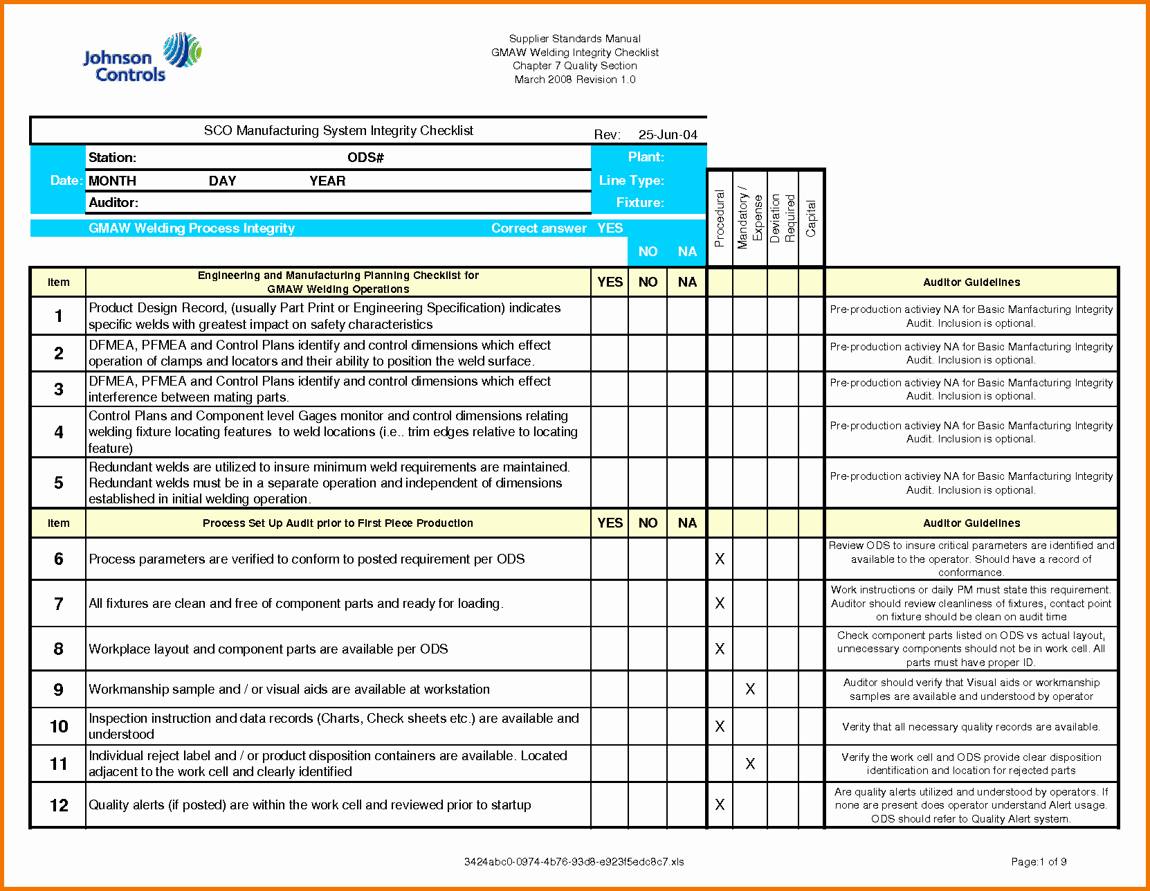 Audit Documentation Example Inspirational 35 Excellent Audit Report form Template Examples Thogati